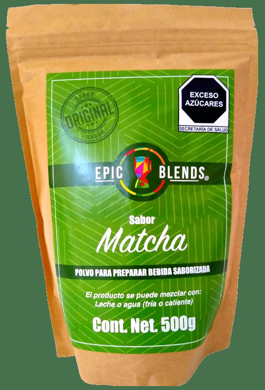 3F-Epic Matcha 500