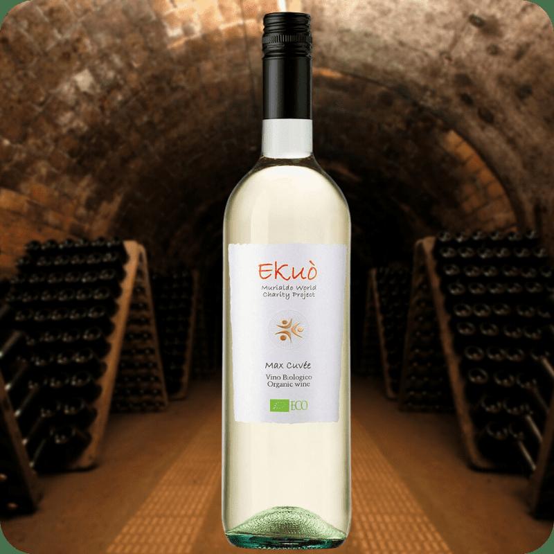 Vino Orgánico, Ekuó, Cosecha 2016, Caja con 6 botellas de 750ml