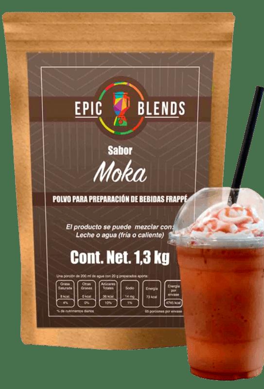 Epic Moka Producto