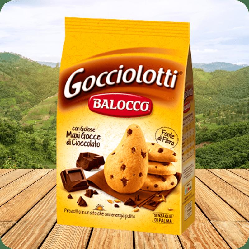 Galleta Gocciolotti, Baccolo