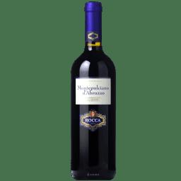 Montepulciano D´ Abruzzo DOC, Rocca, Cosecha 2018 Rocca, Caja con 6 botellas de 750ml