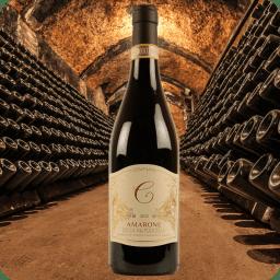 Amarone Della Valpolicella Cent´Anni D.O.C, Casa Defrà, Cosecha 2010, Caja con 6 botellas de 750m